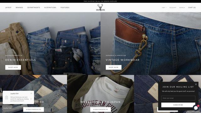 JFK Clothing Co. Limited