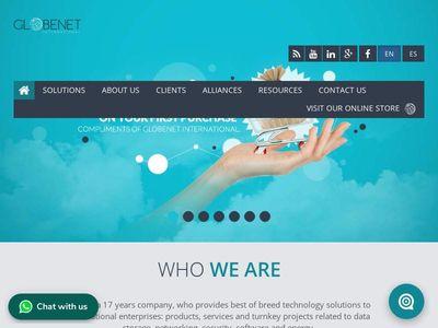 Globenet International Corp