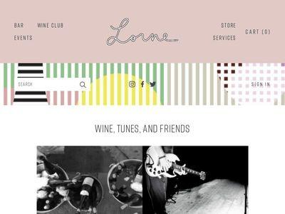 Lorne Wine