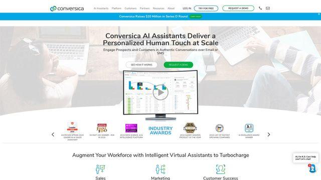 Conversica, Inc.