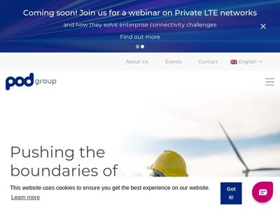 Pod Group Ltd