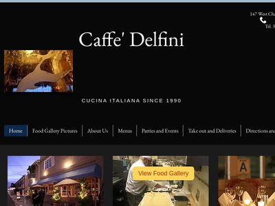 Caffe' Delfini