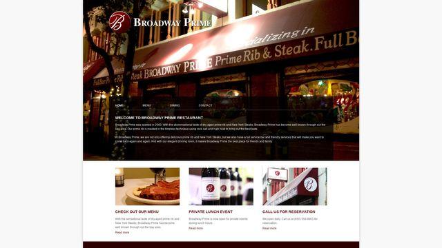 Broadway Prime Restaurant
