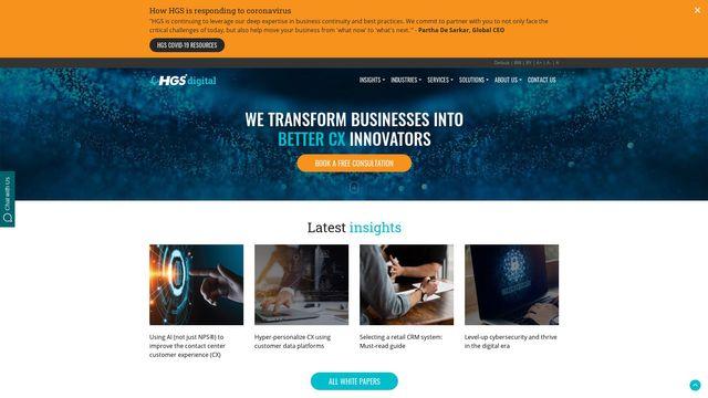 HGS Digital LLC