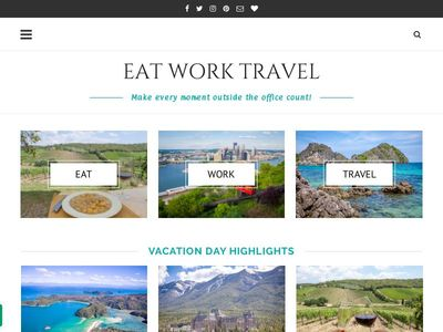Eat Work Travel   Travel Blog for Working Couples