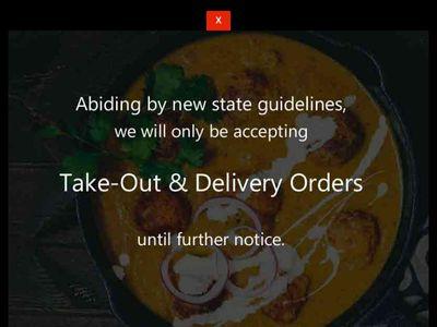 Bombay Cuisine.