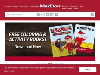 MacDon Industries Ltd.