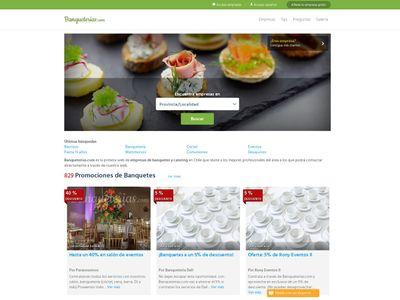 Banqueterias.com