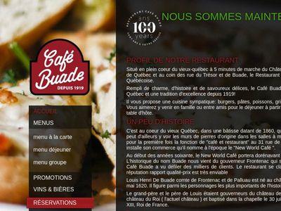 Cafe Buade Restaurant