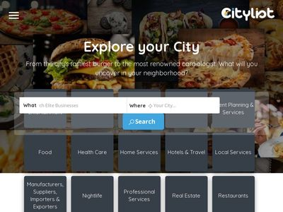 CityList