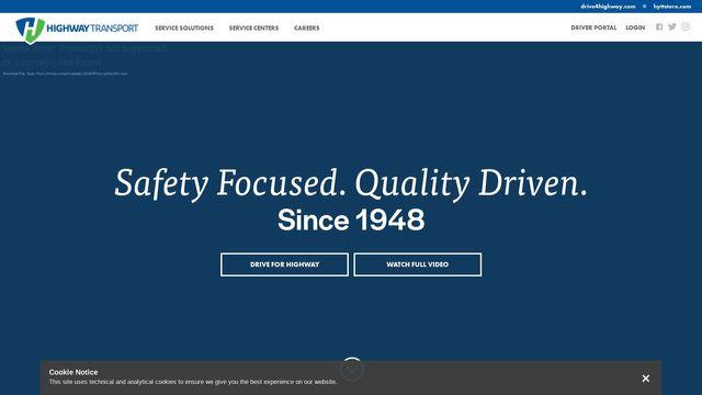 Highway Transport Logistics, Inc.