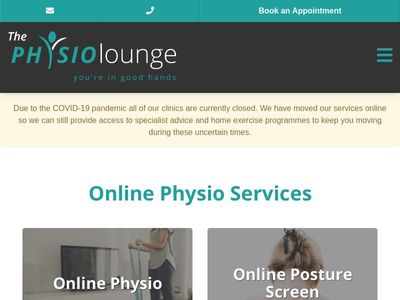 The Physio Lounge Limited