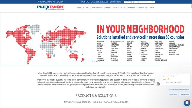 Plexpack Corp.