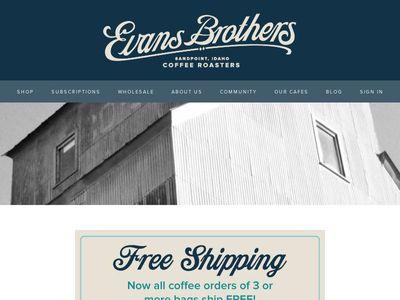 Evans Brothers Coffee