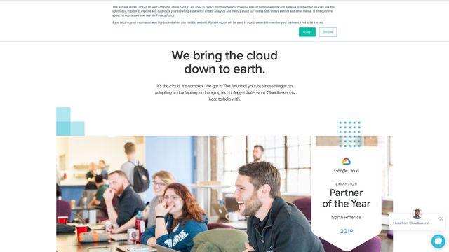 Cloudbakers LLC