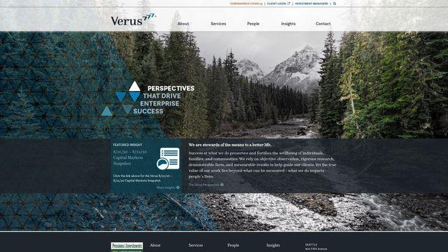 Verus Advisory, Inc.