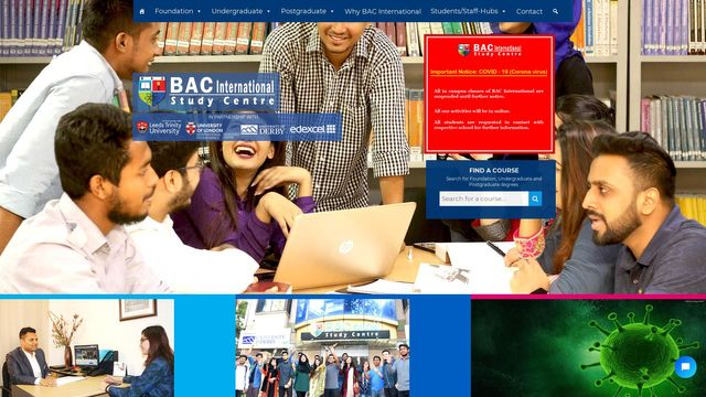 Bac International Study Centre