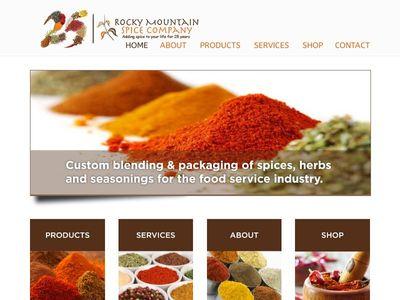 Rocky Mountain Spice Company