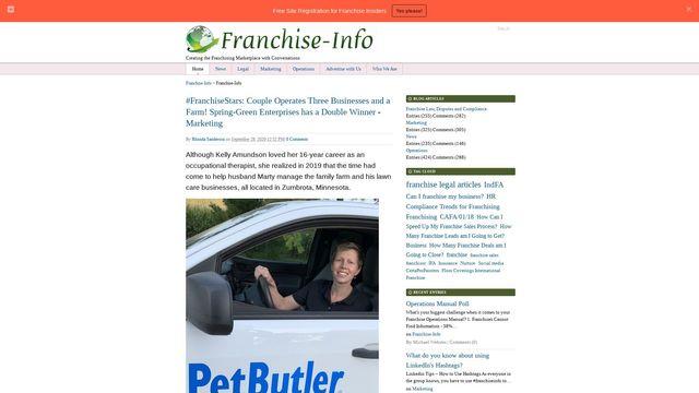 Franchise Info LLC