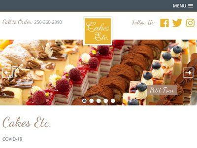 Cakes Etc. Inc.