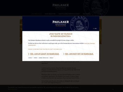 Paulaner Brauhaus Novokuznetsk LLC