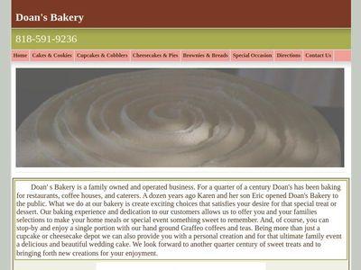 Doan's Bakery