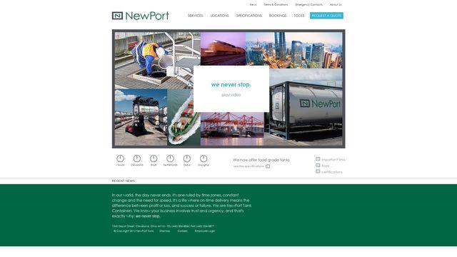 Newport Tank Containers Korea Co., Ltd.