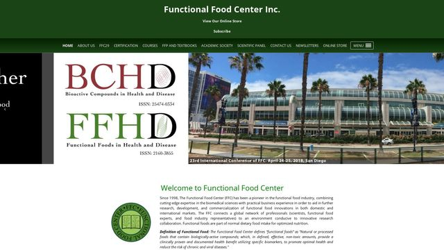 Functional Food Center Inc.