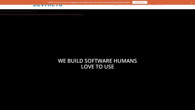 DevFacto Technologies Inc.
