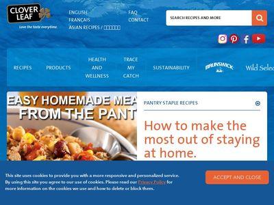 Clover Leaf Seafoods Corp.
