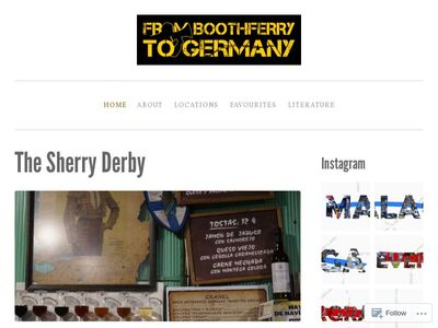 From Boothferry To Germany