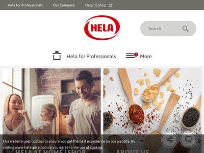 Hela Spice International Pte. Ltd.