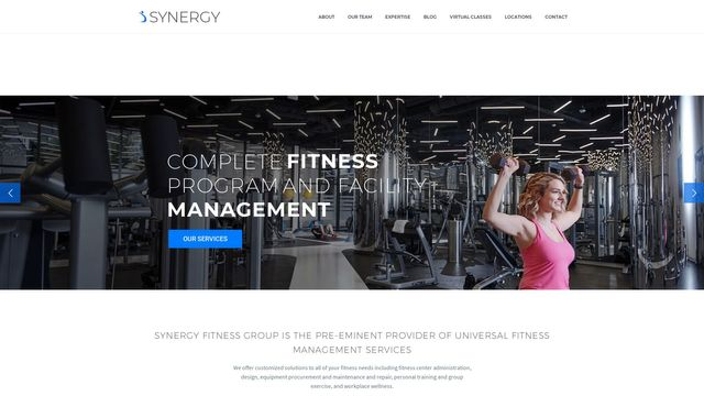 Synergy Fitness Group, LLC