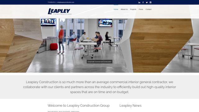Leapley Construction