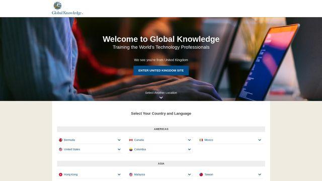 Global Knowledge Network Training Ltd.