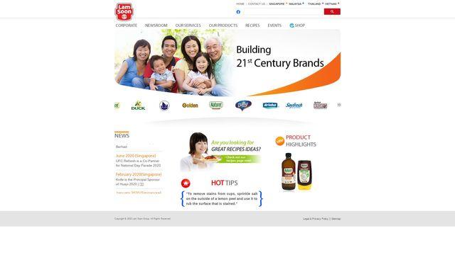 Lam Soon Singapore Pte Ltd
