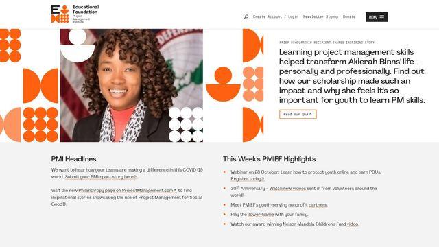 Project Management Institute Educational Foundation, Inc.