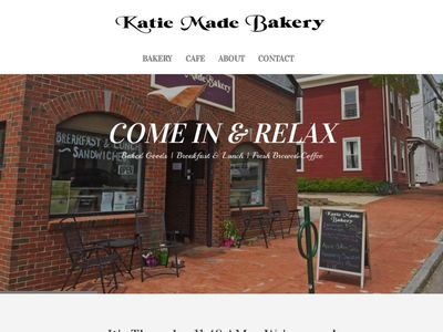 Katie Made Bakery