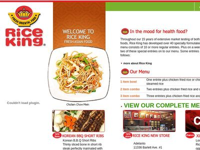 Rice King Foods, Inc.