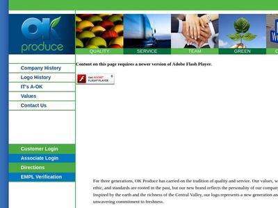 OK Produce, Inc.