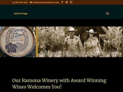 Ramona Ranch Winery, LLC