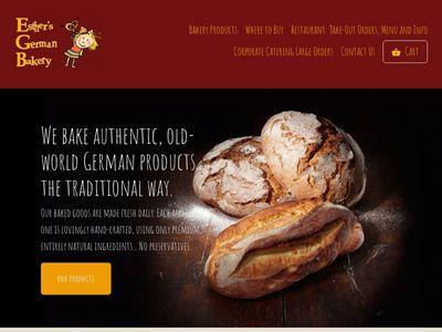 Esthers German Bakery