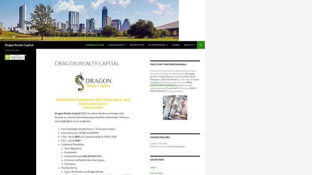 Dragon Realty Capital, LP