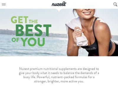 Nuzest Life Pty Ltd