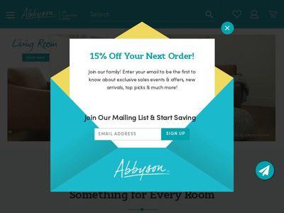 Abbyson.com, LLC.
