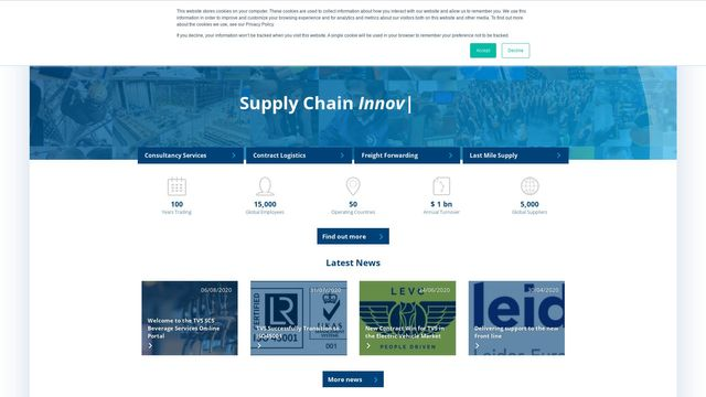 TVS Supply Chain Solutions Limited