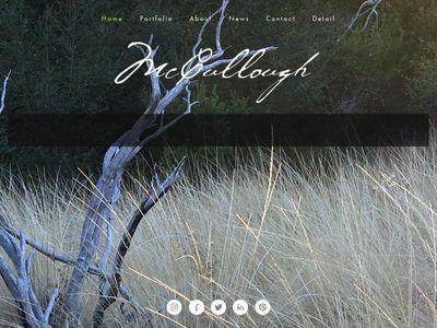 McCullough Landscape Architecture, Inc.