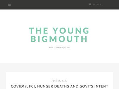 The Young Bigmouth