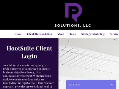 PR Solutions, LLC