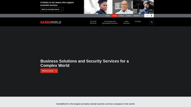 GardaWorld Security Corporation